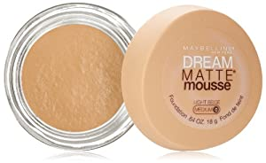 Maybelline Dream Matte Mousse Foundation, Light Beige