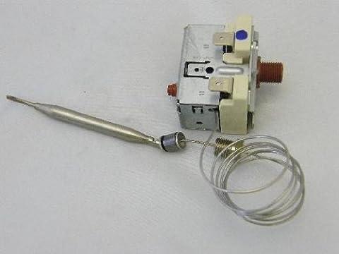 Thermostat: 56.10549.510 FALCON, VISCOUNT, Friteuse Thermostat de sécurité: Pôle unique limiteur de 230c Capteur 6mm (Termostato Di Sicurezza)