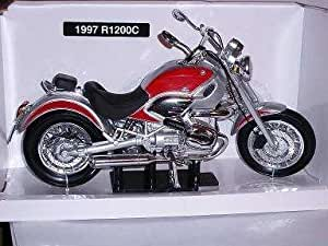 bmw r1200c r1200 r 1200 c rot red 1 6 new ray. Black Bedroom Furniture Sets. Home Design Ideas