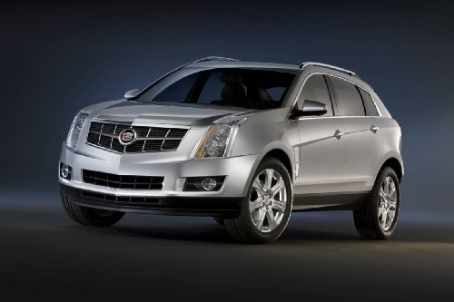 classic-cadillac-srx-2010-car-art-poster-print-on-10-mil-archival-satin-paper-silver-front-side-stud