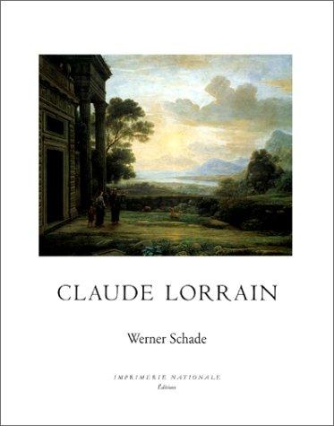 Claude Lorrain par Werner Schade