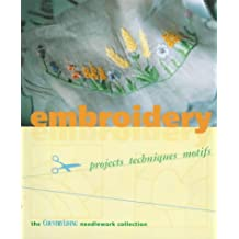 """Embroidery: Project Techniques Motifs (""""Country Living"""" Needlework Collection)"""