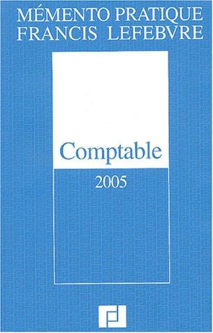 Mémento Comptable 2005 par PriceWaterhouseCoopers