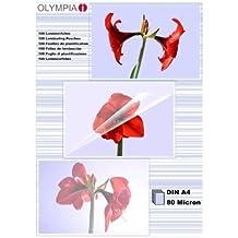 Olympia 9166 - Fundas para plastificar