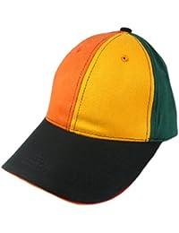 Cap Regenbogen NEU Kappe Basecap