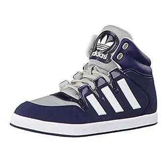 adidas Kinder Sneaker DROPSTEP collegiate navy/ftwr white/ftwr white 38
