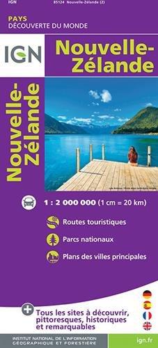 85124 NOUVELLE-ZELANDE  1/2M