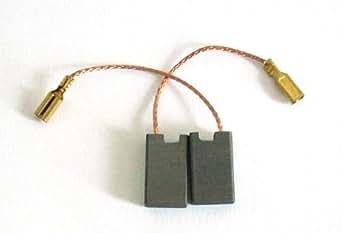 Balais de charbon AEG WS 1200-125, WS 12-125 MX, SE 12-180