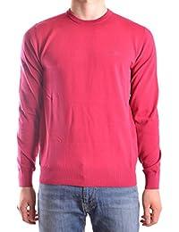 Armani Jeans Homme 8N6MC86M11Z1477 Rouge Coton Maille