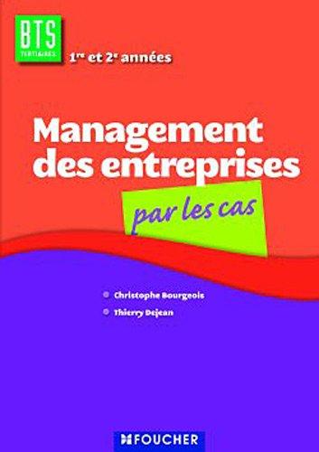 Management des entreprises par les cas
