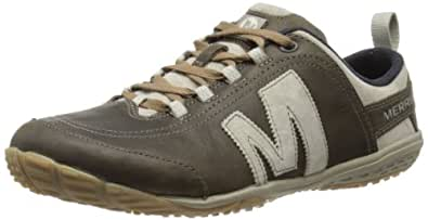 Merrell Barefoot Life Excursion Glove Smooth, Men's Trainers, J41963, Brown (Kangaroo), 6.5 UK