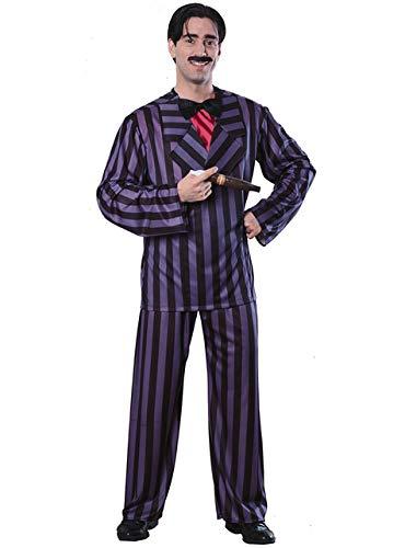 Addams Familie Gomez Kostüm - Rubie's Kostüm Gomez aus der Familie Addams