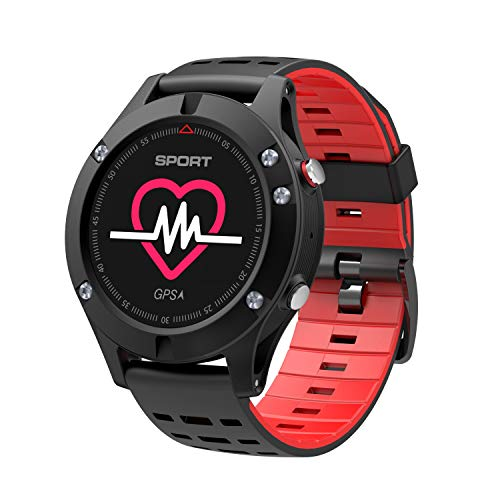 Smart Watch Motion Tracker GPS IP67 Impermeable temperatura