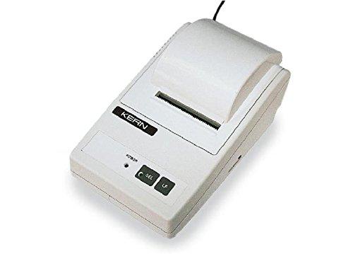 Matrix-Nadeldrucker für KERN-Waagen mit Datenschnittstelle RS-232