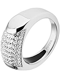 Fossil JF12766040 925 Sterling Silver Ring