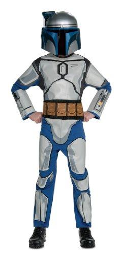 Jango Fett Kinderkostüm aus Star Wars, (Fett Kostüme Kinder)