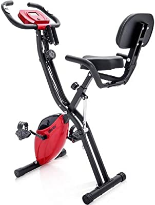 YL-Life - Bicicleta estática Plegable magnética