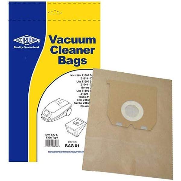 TORNADO VOLTA Vacuum Cleaner 8 x Dust