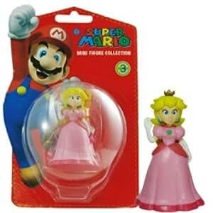Super Mario Mini Figurine Serie 3 - Princesse Peach
