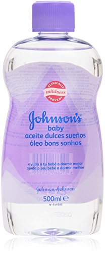 johnson baby olio