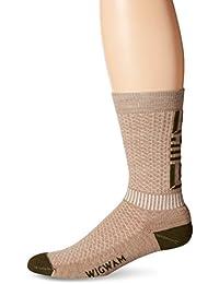 Wigwam Men's Geo Tracker Merino Wool Trail Sock