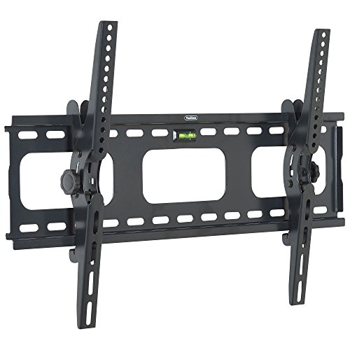 "VonHaus 33-60"" Tilt TV Wall Mount Bracket for LCD, LED, 3D, Plasma Screens - Super Strong 75kg Weight Capacity"