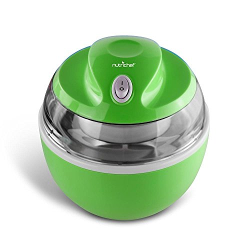 NutriChef PKICCM20 Electric Ice Cream Maker