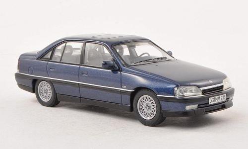 opel-omega-a2-cd-26i-azul-met-oscuro-1991-modelo-de-auto-modello-completo-neo-143