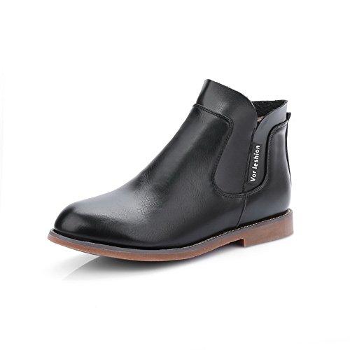 BalaMasa ,  Damen Hohe Hausschuhe, schwarz - schwarz - Größe: 38