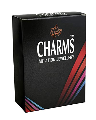 Charms American Diamond Combo of 4 Ring Set for Women/Girls