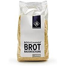 BodyChange Brotbackmischung - glutenfrei, natürlich, paleo, ohne Weizen, low carb