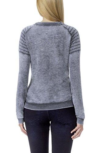 bellybutton Loungewear Damen Sweatpants oder Sweatshirt Freizeit ombre blue melange ( Shirt )