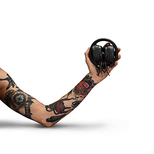 Marshall Major III On-Ear Headphones (Black) Image 4