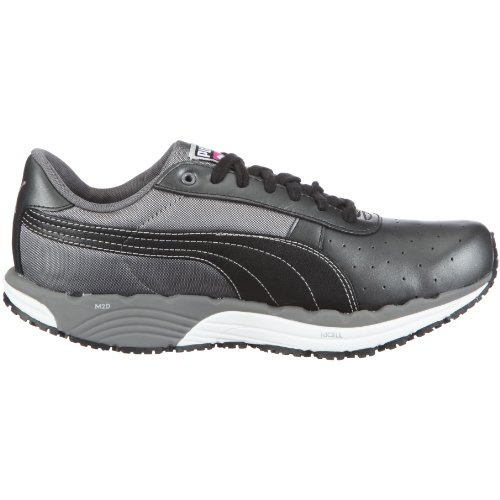 Puma  BodyTrain LS Sheen Wn's, sports - fitness femme Schwarz/Black-White-Steel Grey