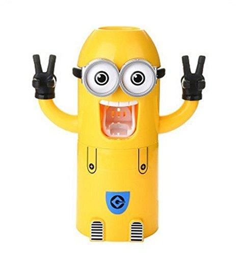 VWH Automatische Zahnpastaspender Zahnpasta Presse, Baby Zahnpasta Dispenser
