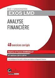 Analyse financière : 40 exercices corrigés