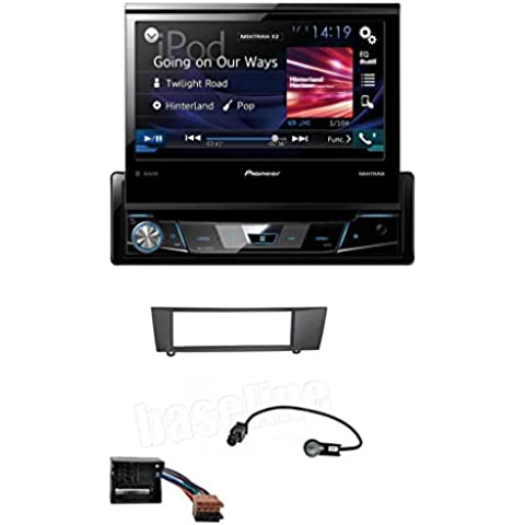 Pioneer CD DVD MP3 USB Bluetooth AUX Autoradio für BMW 1er E87 3er E90 E91 E92 E93 X1 E84 Z4 E89