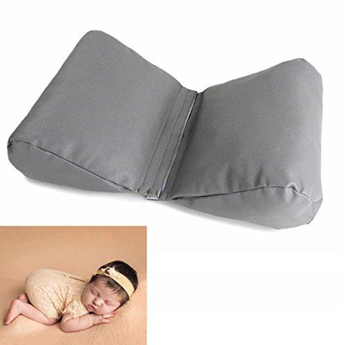 Huntfgold Neugeborene Baby Fotografie Requisiten Schmetterling Kissen Korb Füller Baby Photo ()