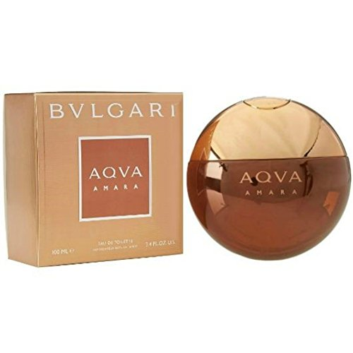 Profumo uomo bulgari aqua amara aqva 100 ml edt 3,4 oz 100ml bvlgari pour homme eau de toilette spray originale