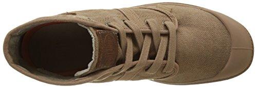 Palladium Pallabrouse Lc, Hohe Sneakers  Homme Marron (Toasted Coconut/safari)