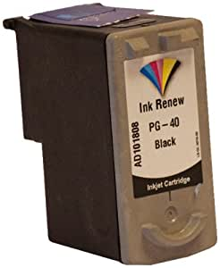 Ink Renew Remanufactured Inkjet Cartridge Canon PG-40