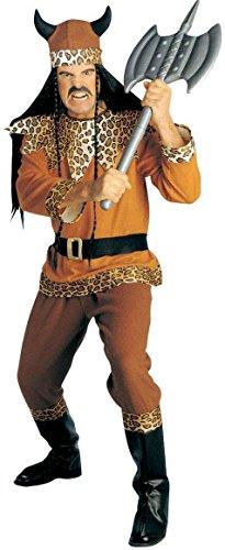 Fancy Kostüm Elmo Dress - WIDMANN 39772-Herren Kostüm Wikinger, in Größe M