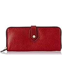 Hidesign Women's Wallet (Red)
