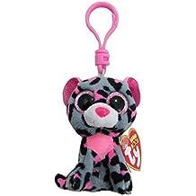Ty - Ty36616 - Felpa - Clip de Beanie Boo - Tasha El leopardo