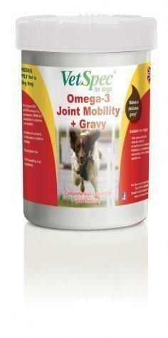 vetspec Omega-3 Joint Mobility + Bratensoße 500 g