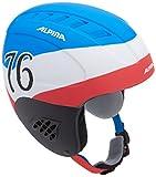 Alpina Kinder Skihelm Carat L.E., Blue-White Matt, 48-52, 9042181