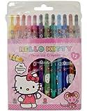 Hello Kitty Twist-Up Crayons