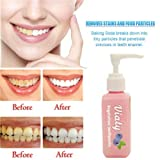 Décontamination forte blanchissant dentifrice Soins dentaires Dentifrice...