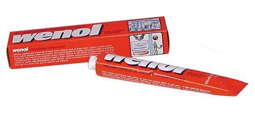 20 x GLANOL Wenol metal polish, 20 x 100ml tubes