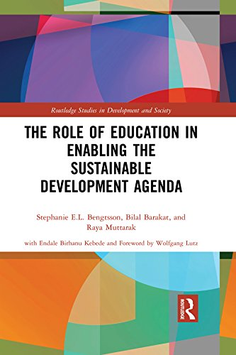 The Role of Education in Enabling the Sustainable ...